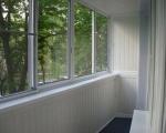 Чем обшить балкон изнутри-1