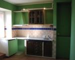 Кухня на балконе дизайн-1