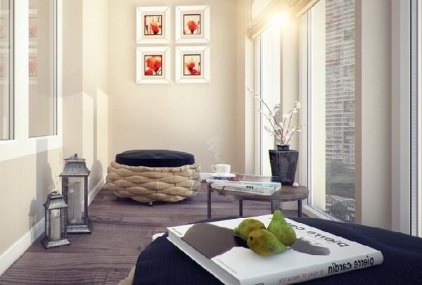 Дизайн лоджии совмещенной с комнатой: объединение, согласова.