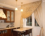 Выход на балкон из кухни