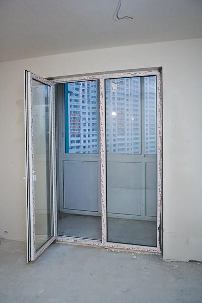 Окна на балкон видео.