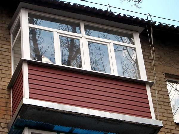 Как отделать балкон ... - ideya-doma.ru