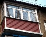 Как обшить балкон сайдингом-7-5