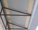 Крыша с балконом-2