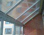 Крыша с балконом-3