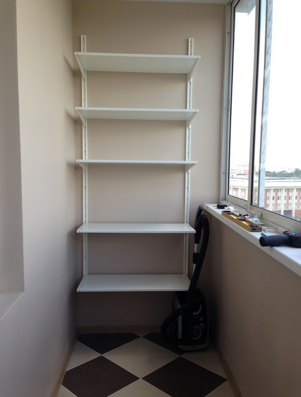 Мебель для балконов и лоджий: как выбрать, сделать своими ру.