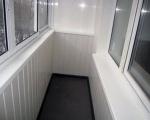 Обшивка балкона пластиковыми панелями-7-4