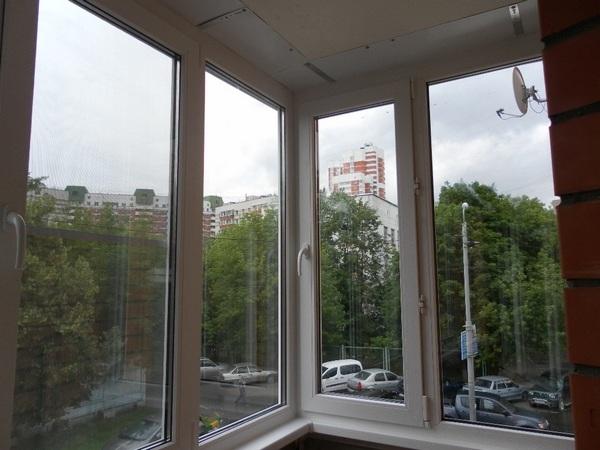 Как застеклить балкон пластиковыми окнами: остекление пласти.