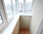 Остекление балконов пластиком