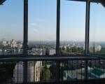 Распашные панорамные окна