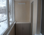 Пластиковые панели для балкона-7-4