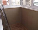 Отделка балкона плиткой-3