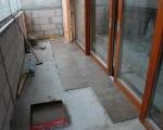 Отделка балкона плиткой-1