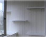 Полки на лоджии-2