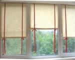 Рулонные шторы-1