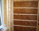Шкаф на балконе своими руками-7-3