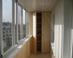Шкаф на балконе своими руками-7-5