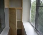 Шкаф на балконе своими руками-7-7