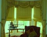 Римские шторы на балкон-5