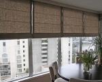 Римские шторы на балкон-1
