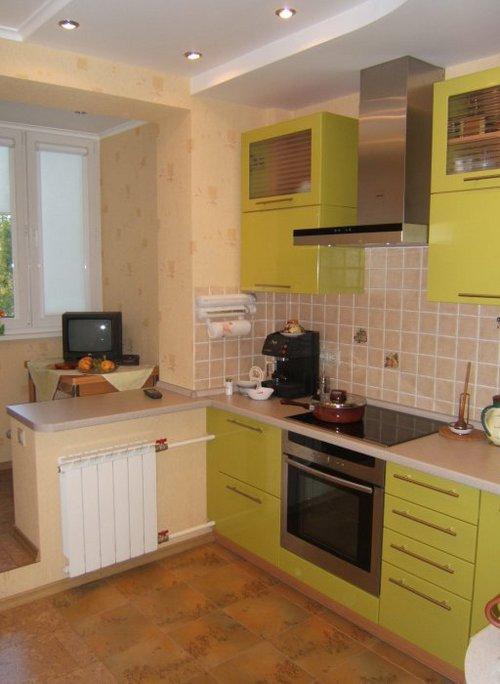 Перепланировка квартиры в Видном