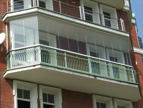 Чем отличается балкон от лоджии: отличие, в чем разница, осн.