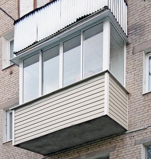 балкон и лоджия в чем разница