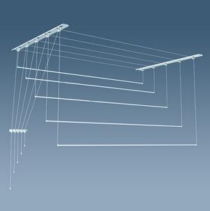 Сушка для белья потолочная на балкон инструкция
