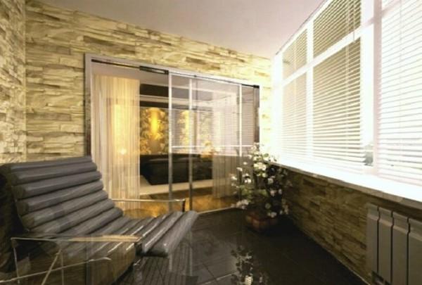 Объединение лоджии с комнатой дизайн - всё о балконе.