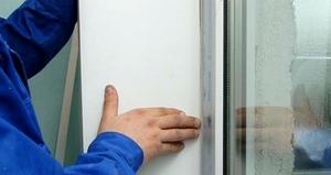 Откосы на пластиковые окна своими руками