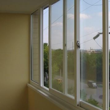 Алюминиевые окна на балкон: виды и преимущества, раздвижные,.