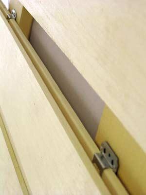 монтаж мдф панелей на стену
