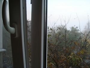 проветривание пластиковых окон