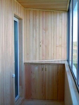 Угловой шкаф на балконе своими руками фото 573