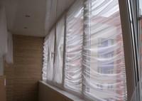 шторы на балкон своими руками