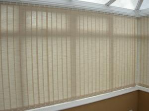 вертикальные жалюзи на пластиковые окна