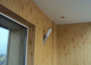 обшивка стен панелями мдф