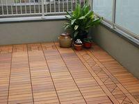 плитка на пол на балкон
