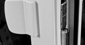 защелка на балконную пластиковую дверь