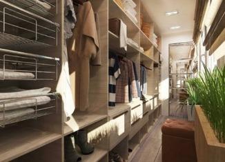 гардеробная комната на лоджии