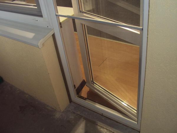 сетка на балкон от комаров