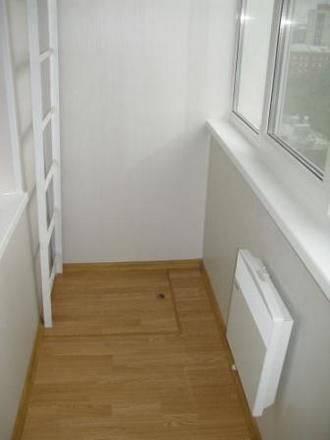 как закрыть люк на балконе