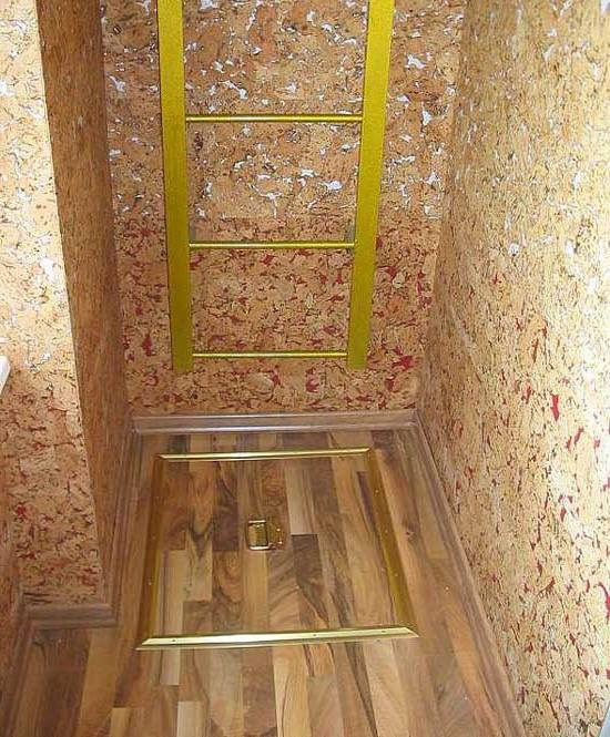 балконный люк