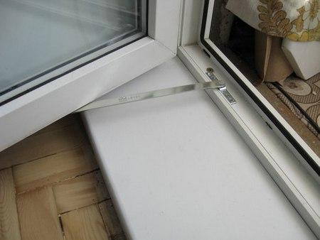 инструкция по регулировке балконных дверей