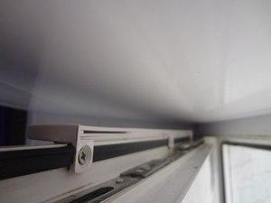 вентиляционный клапан для пластиковых окон установка