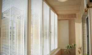 жалюзи для балкона шторы