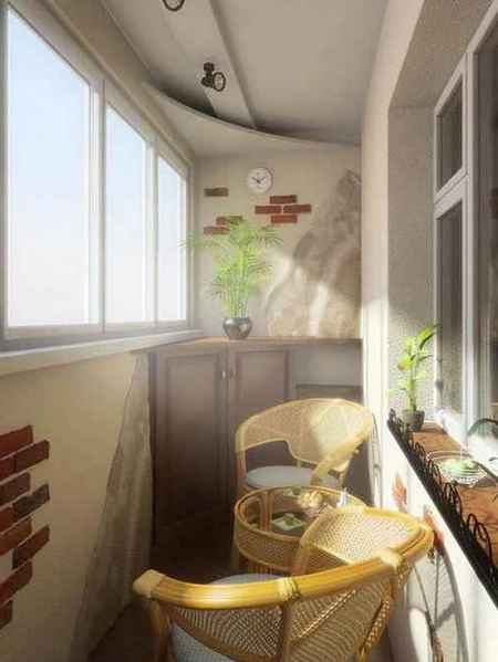 Дизайн балкона в квартире своими руками фото