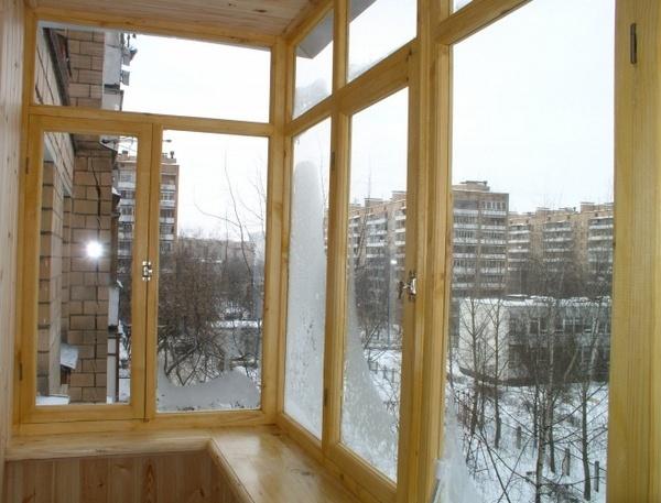 Остекление балкона своими руками: как остеклить самостоятель.