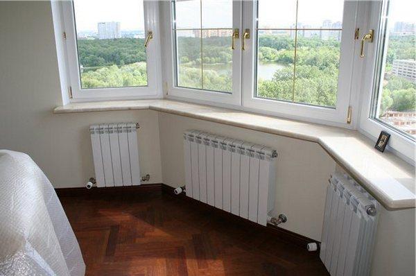 окна с внутренней раскладкой