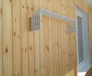 Стельова сушарка для білизни на балкон  як зробити своїми руками ... 8de0744a957c9